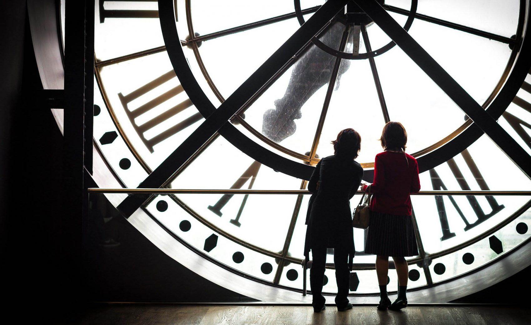 clock-people